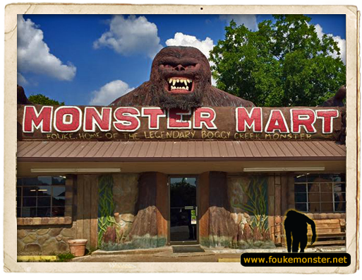 Monster Mart, Fouke Arkansas